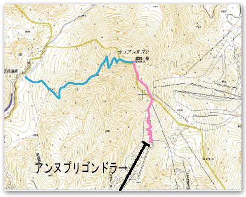 ニセコ アンヌプリ 登山 コース