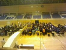 特別支援学校バスケ大会