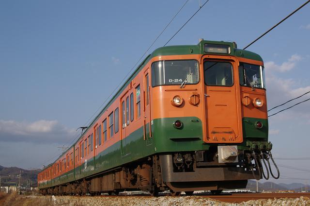 クモハ115-323