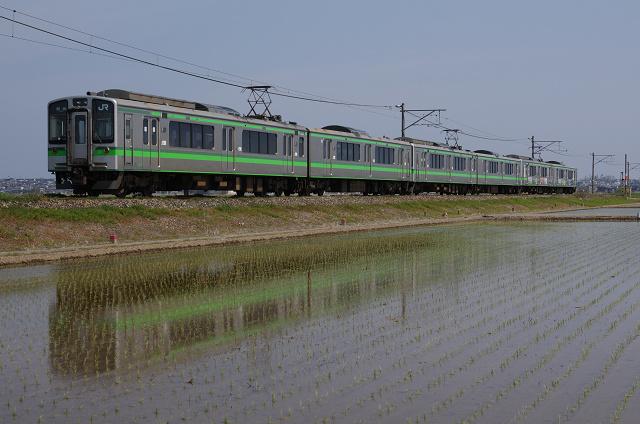 E127系 ニイV4