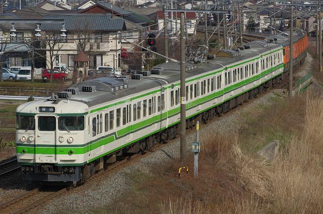 新潟 115系 L7