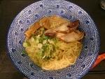 冷やしラーメン@阿倍野noodles