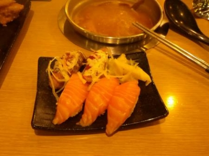 お寿司もたくさん