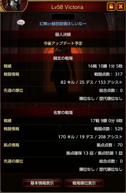 対人戦績 平成23年10月22日