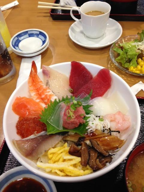 _25年6月9日静岡ご飯