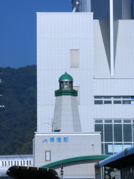 JR境港駅