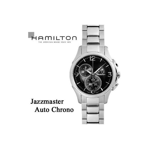 ハミルトン 人気 腕時計 ジャズマスター オートクロノ