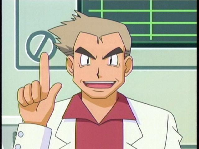 オオキド博士