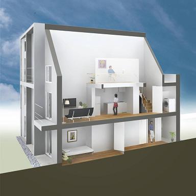 立川アパートパースE室2