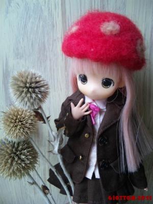 きのこ帽2