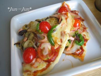 ギョニソピザ