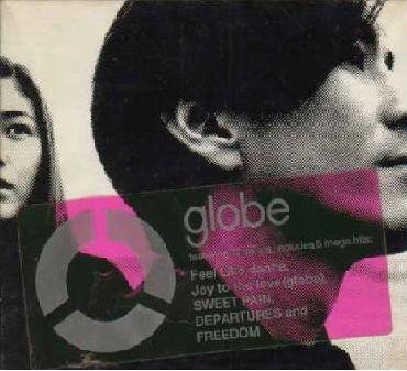 globe Departures画像無料PV小室ファミリーkeilko