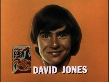 モンキーズのデイヴィー・ジョーンズ動画画像