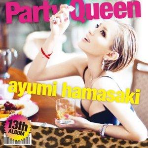 Party queen浜崎あゆみnew画像