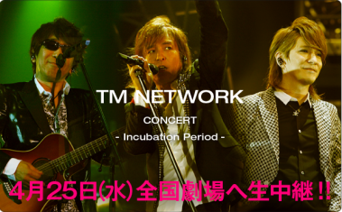 Incubation Period TM NETWORK画像