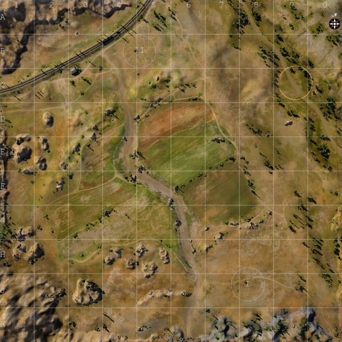 大草原地帯