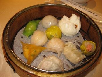 老香港酒家3 蒸し物