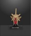 ガンダムヘッドコレクション Vol.4 可能性の獣 発光 5
