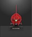 ガンダムヘッドコレクション Vol.4 可能性の獣 発光 2