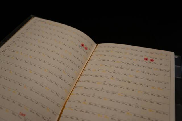 schedule note 201111