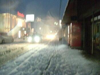 雪2013年1月