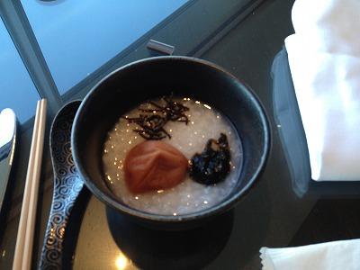 禅ラウンジ朝御飯9