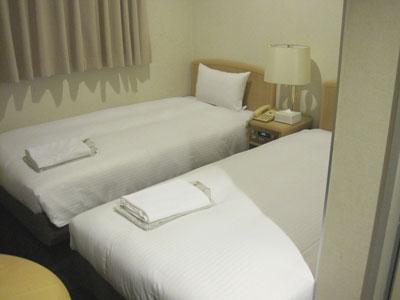 羽田空港近くのビジネスホテル羽田インを予約