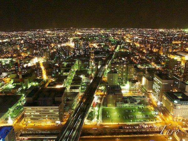 札幌 夜景
