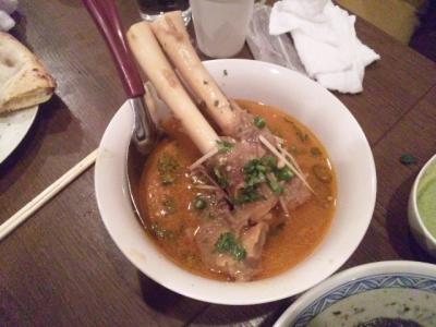 140112大阪ハラールレストラン4クンナゴーシュト