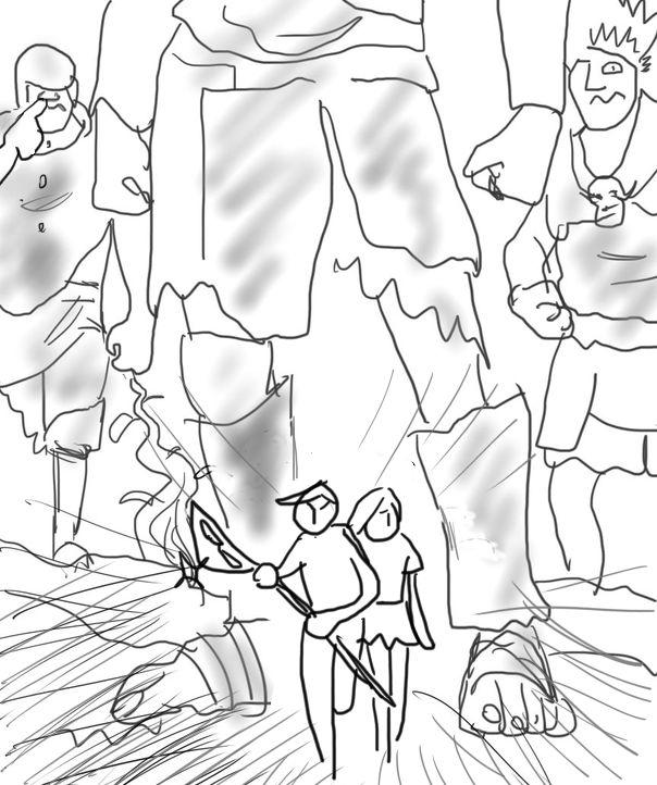 ジャックと天空の巨人3