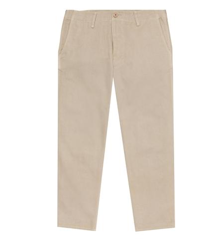 TR06 BASIC CHINO PANTS BGE_R