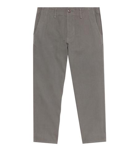 TR06 BASIC CHINO PANTS GRY_R