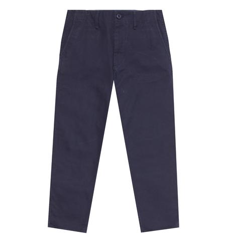 TR06 BASIC CHINO PANTS NVY_R