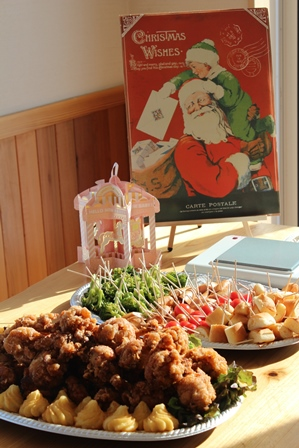 クリスマス料理1