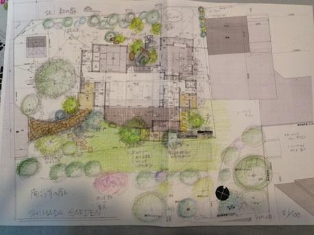 ガーデンイメージ図