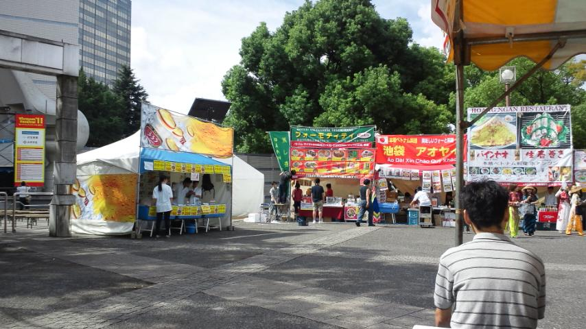 ヴェトナムフェスティバル1