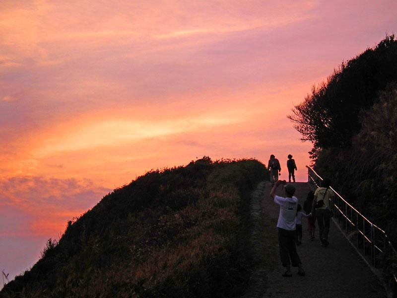 111010夕陽の丘1