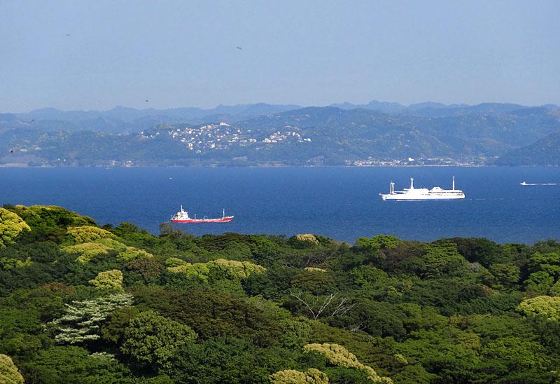 130505東京湾が川のように見える1
