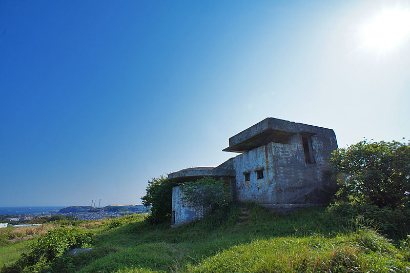 丘の上のトーチカ( 2)1