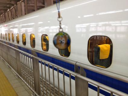 博多新幹線ホーム