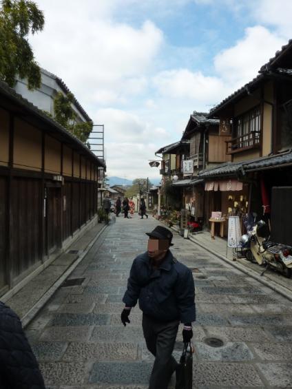 清水寺門前の町並
