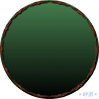 木枠っぽい飾り枠のサンプル