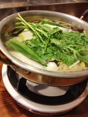 最高の湯どうふ、というかもはや鍋