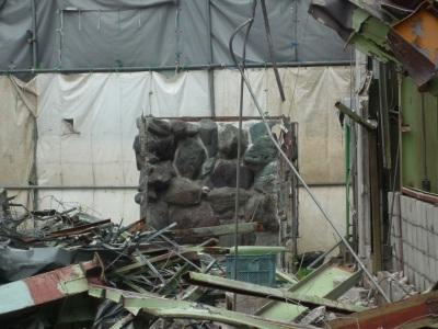s-013,6,10,加藤邸、解体、庭石、P1040856