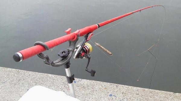 11:03 釣り開始 ♪