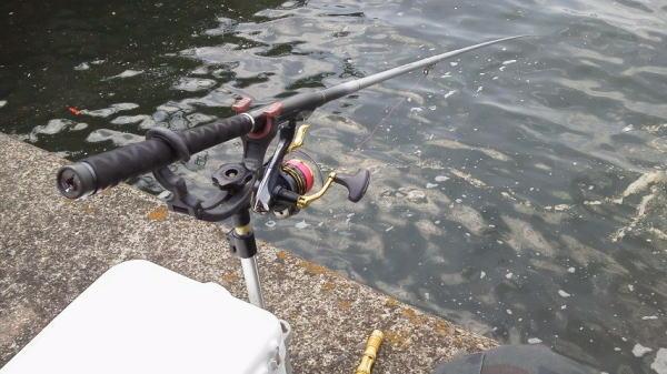 14時 釣り開始 ^^