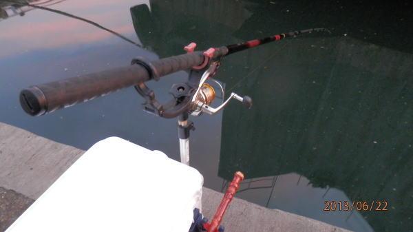 4:20 釣り開始