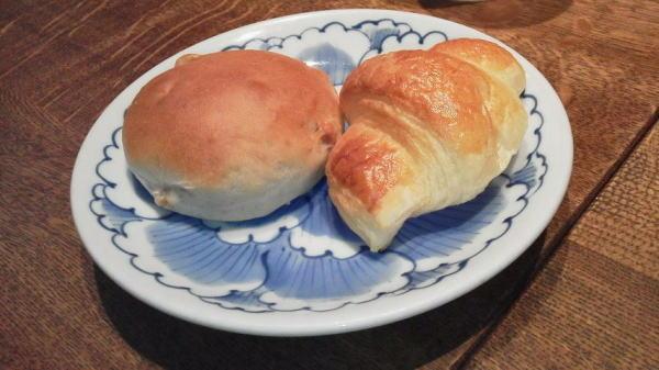 パン食べ放題