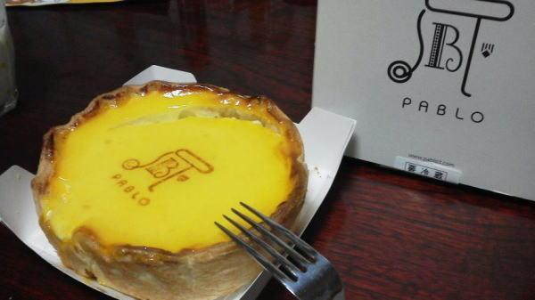 PABLOのチーズケーキ♪