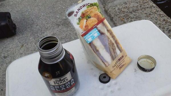 今日の朝食 ♪